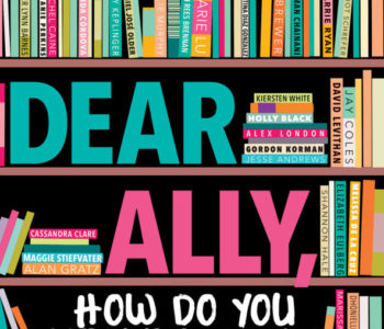 Dear Ally How Do You Write A Book Ally Carter Scholastic