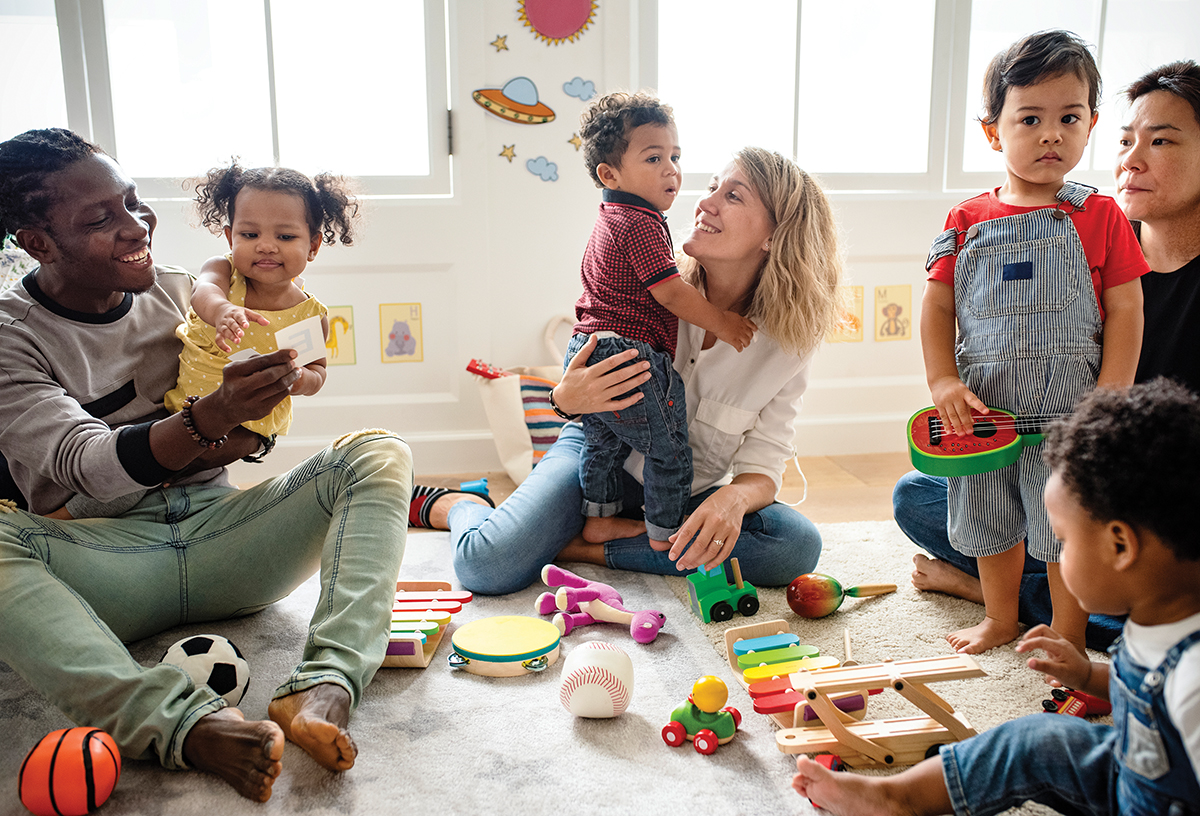 The Best Parent and Me Classes in NJ - NJ Family