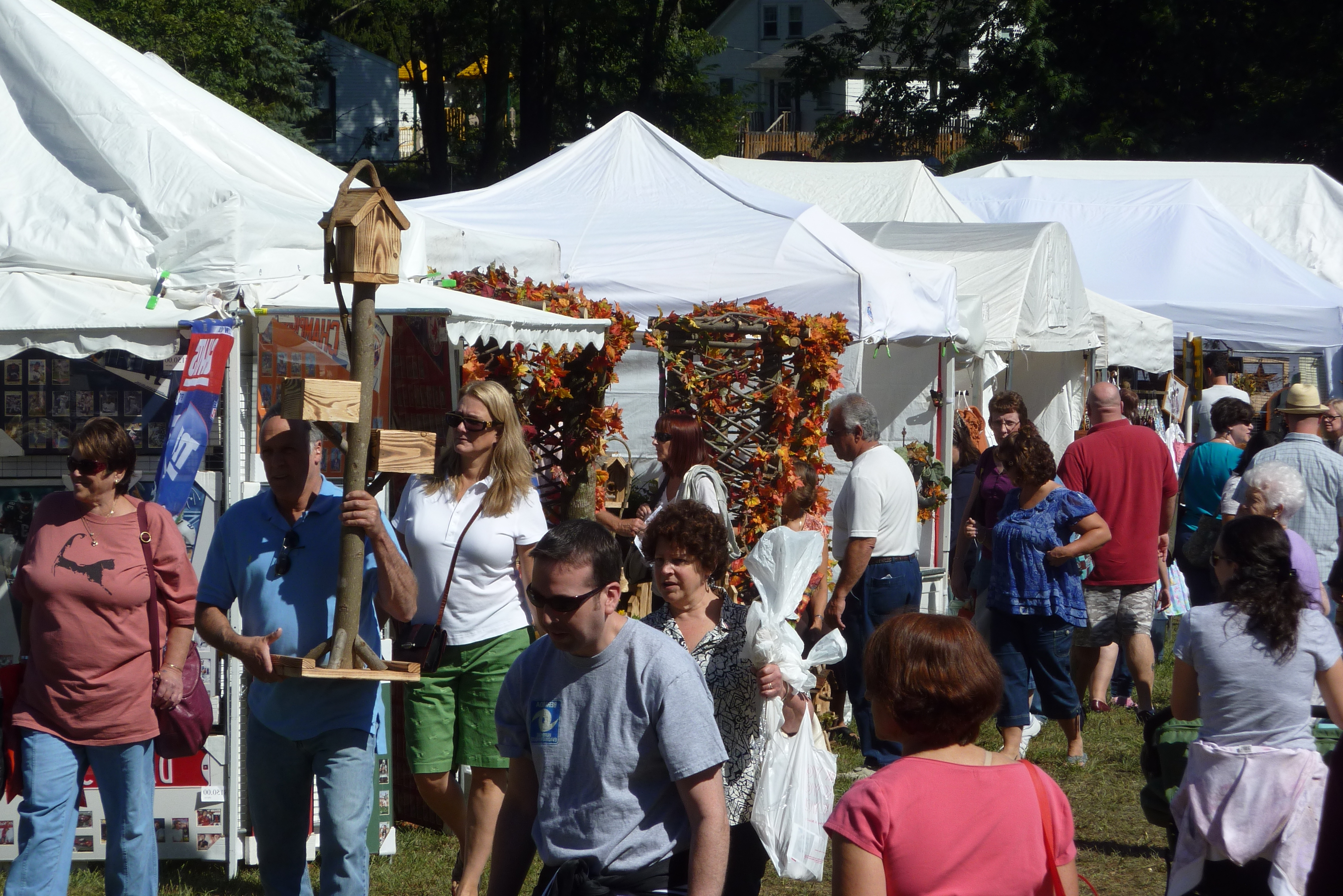 46th Annual Fall Chester Craft Show