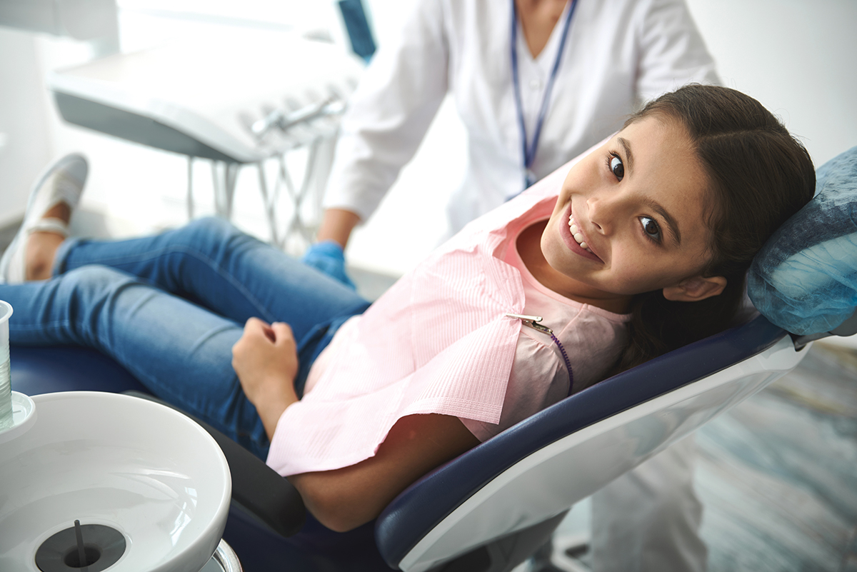 Pediatric or Family Dentist