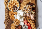 The Kids Will Devour This DIY S'mores Board