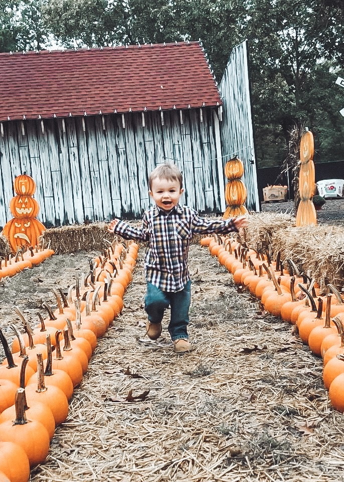 NJ places to take preschoolers in October