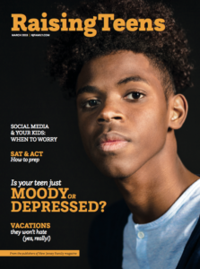 Raising Teens March 2019