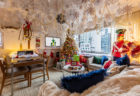 Grab Some Maple Syrup for a Stay In This Unbelievable Elf the Movie Hotel Suite