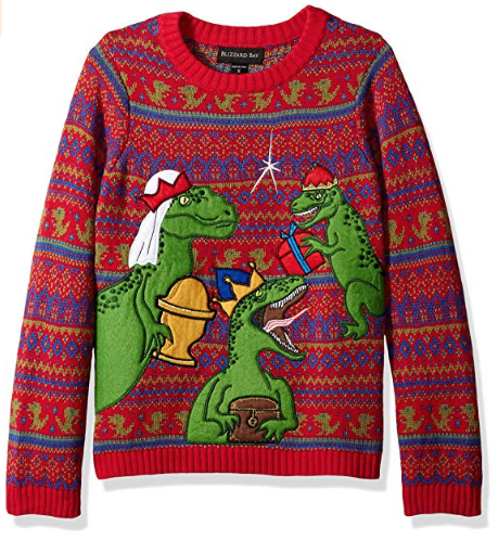 Blizzard Bay Womens Sloth Cardigan Ugly Christmas Sweater