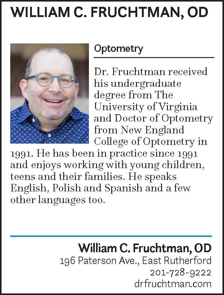 Dr. William Fruchtman OD