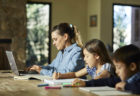 Parents Working From Home Are More Productive Than Their Kid-Free Coworkers, Survey Shows