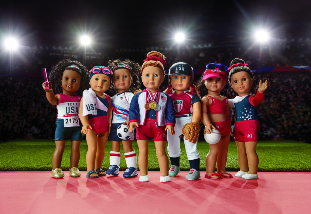 American Girl Team USA