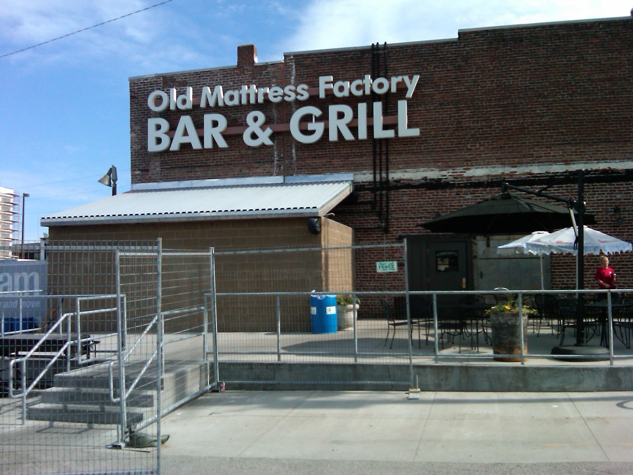 old mattress factory in omaha ne