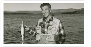 The Godfather of Fly-Fishing