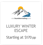 Luxury Ski Escape