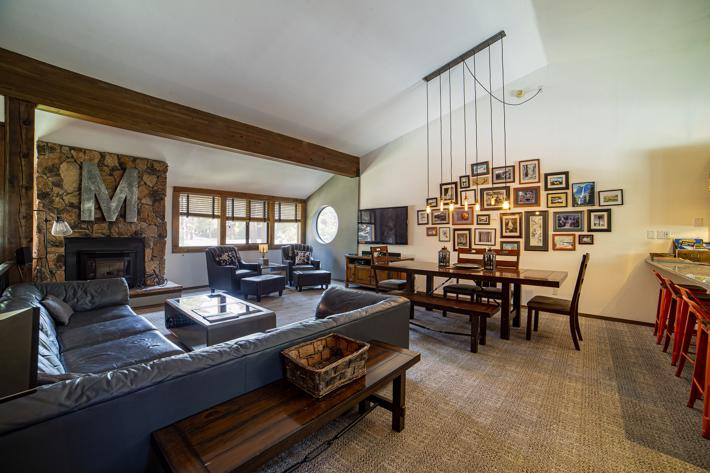 Mammoth Rental By Owner #271 - 300 Steps to the Mammoth Village and