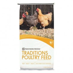 Southern States Traditions Egg Layer Poultry Feed Crumble