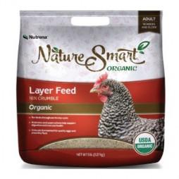 Nutrena® NatureSmart® Layer 16% Crumble Feed 5#