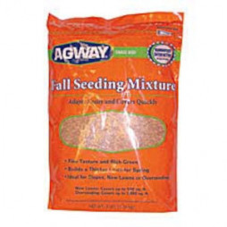 Agway Fall Mix Grass Seed 10lb