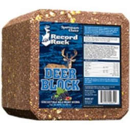 Record Rack Deer Block