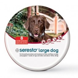 Seresto Collar for Large Dogs