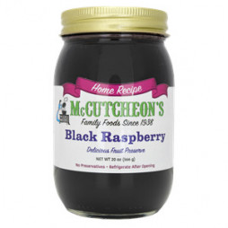 McCutcheon's Black Raspberry Fruit Preserve, 20oz