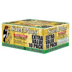 Suet Plus High Energy Extra Value 10 Pack