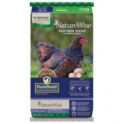 Nutrena® NatureWise® Feather Fixer 18% Poultry Feed