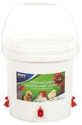 Ware Pet Products Sideways Sipper Poultry Water Bucket