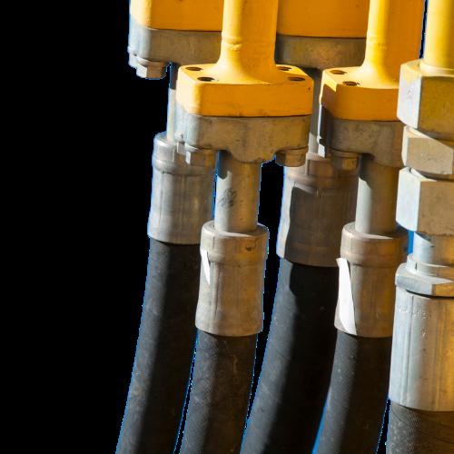 Hydraulic Hose Cutting Service