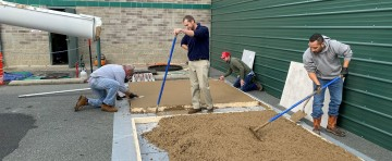 HOW TO PLACE, FINISH, AND CURE CHROMIX® G INTEGRALLY COLORED CONCRETE