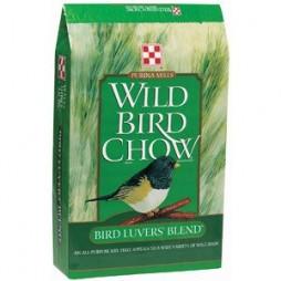Purina Wild Bird Chow Bird Luvers Blend 40lb
