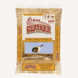 Shafer Seed Sunflower Hearts 25lb