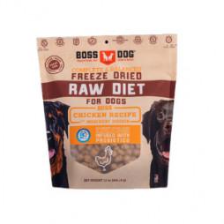 Boss Dog® Brand Freeze Dried Raw Diet Chicken Recipe