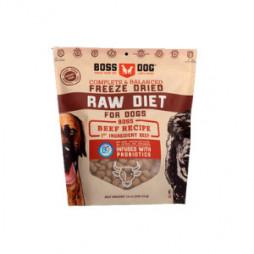 Boss Dog® Brand Freeze Dried Raw Diet Beef Recipe