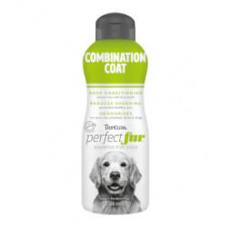 TropiClean PerfectFur™ Combination Coat Shampoo For Dogs