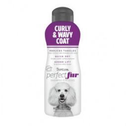TropiClean PerfectFur™ Curly & Wavy Coat Shampoo For Dogs