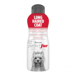 TropiClean PerfectFur™ Long Haired Coat Shampoo For Dogs