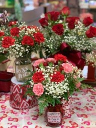 Valentine's Day Arrangements