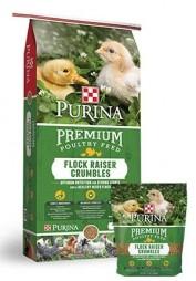 Purina® Flock Raiser® Crumbles