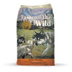 High Prairie Puppy Recipe with Roasted Bison & Roasted Venison