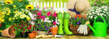Prepare for spring time planting