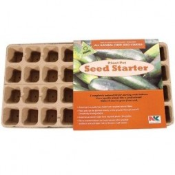 All Natural Plant Pot Seed Starter