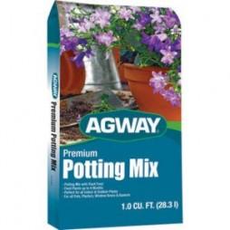 Agway Premium Potting Soil 1cf