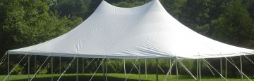 Tents Available