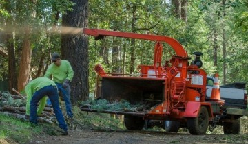 How to Use a Brush Chipper