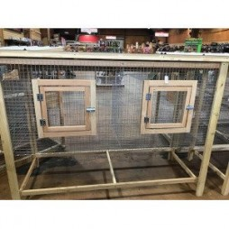Authentic Manmade Chicken Coop #4