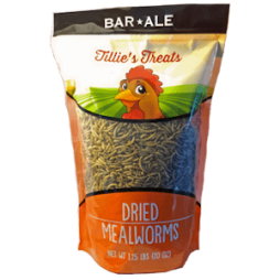 Tillie's Treats Dried Mealworms