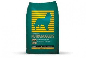 Nutra Nuggets Lamb Meal and Rice Dog Food