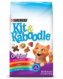 Purina Kit and Kaboodle Cat Food