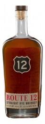 Route 12 Straight Rye Whiskey