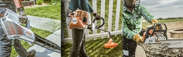 We Are Your Local Authorized STIHL Servicing Dealer