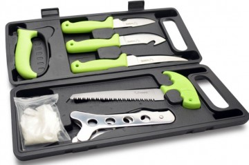 HME 8 Piece Game Processing Kit