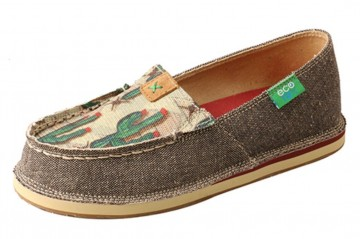 Twisted X Kid's Slip-On Loafer